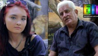 Да се смееш ли, да плачеш ли: 63-годишният дядо Николай и 19-годишната Вирджиния признаха, че се обичат