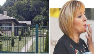 Вижте ВИП-имението на Мая Манолова: Палат с декар двор, барбекю, арки с дърворезба и специален асфалтов път
